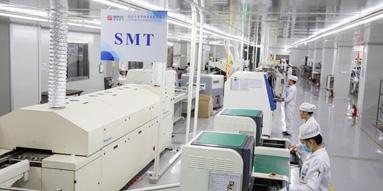 机房动环监控系统生产线