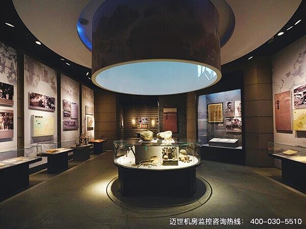 博物馆展厅环境监控系统加强文物保管保护