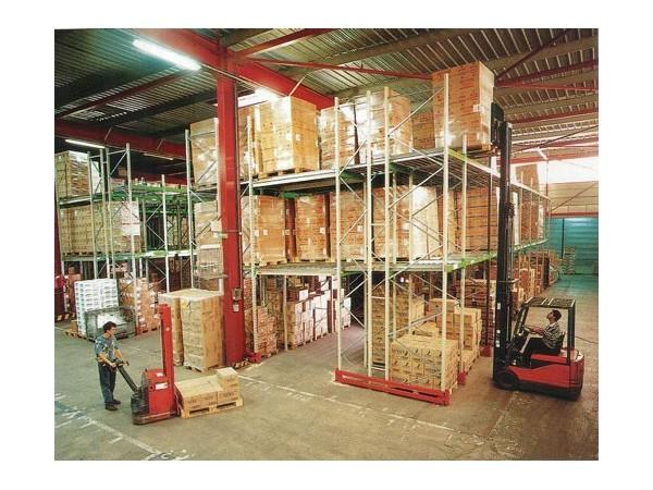 谁能提供大型仓库监控方案?