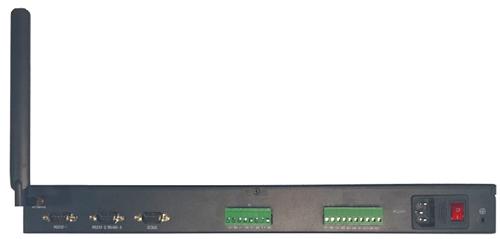 软硬件一体化的嵌入式远程智能采集控制终端