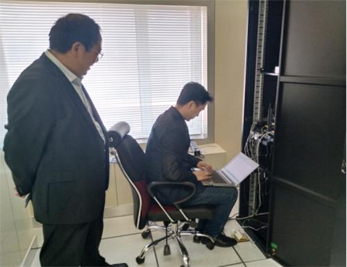 迈世机房监控助力威海市农发行实现机房无人值守