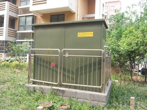 集成商都在找的小区变配电站房综合监控集中管理系统