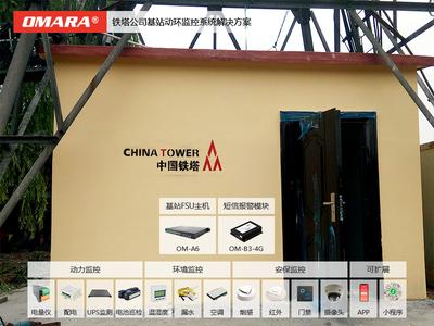 铁塔公司基站动环监控系统解决方案