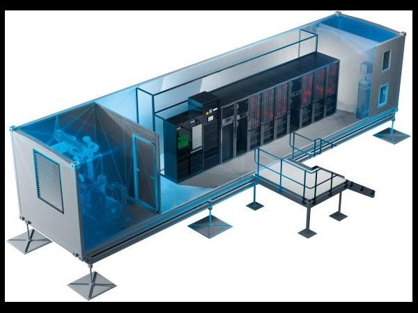 户外集装箱机房一体化动环监控运维系统,让环境更可靠!