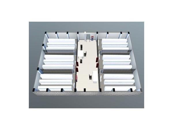 机房3D仿真监控平台实现可视化管理