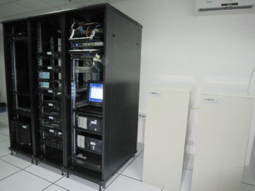 机房测温及空调控制方案可辅助环境管理