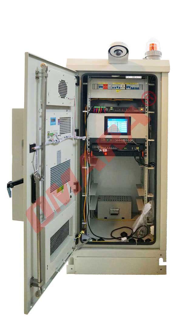 南宁迈世ETC门架系统一体化智能机柜