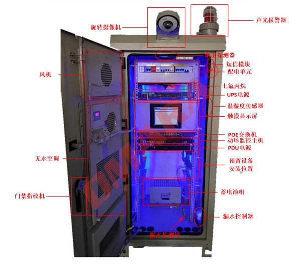 ETC门架系统一体化智能机柜·可按需定制