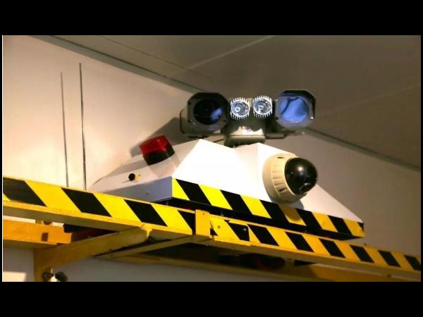 迈世利剑:交通隧道机器人