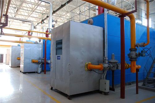 空压机、燃气锅炉等远程监测与集中管理系统