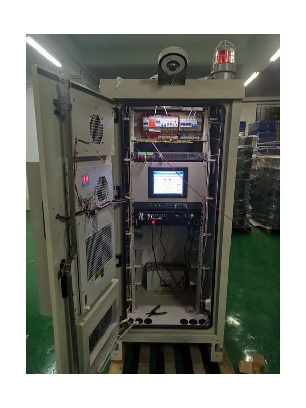 迈世动环监控为客户安装ETC一体化监控系统