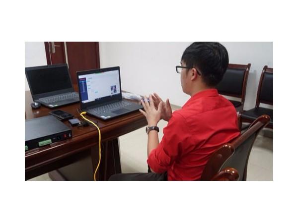 迈世动环监控为客户安装ETC一体化监控系统远程指导