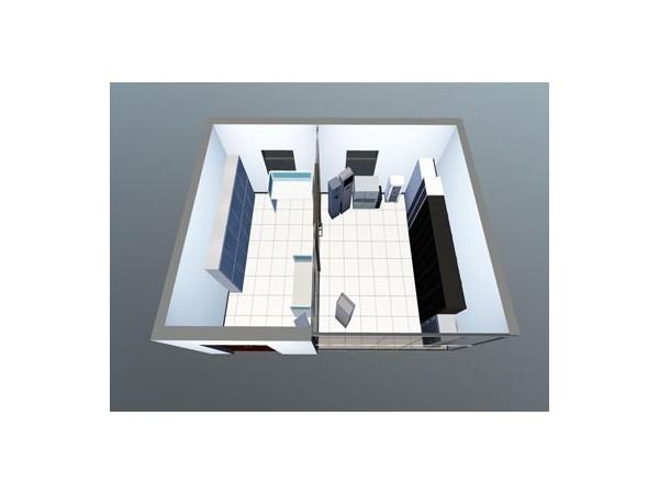 机房监控三维可视化软件