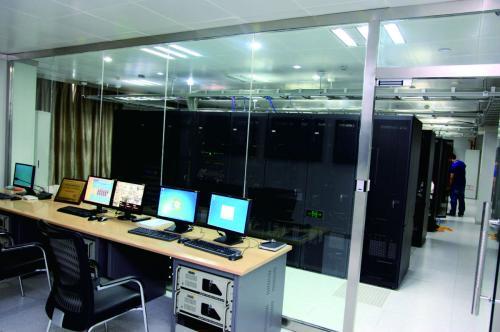 政务中心机房