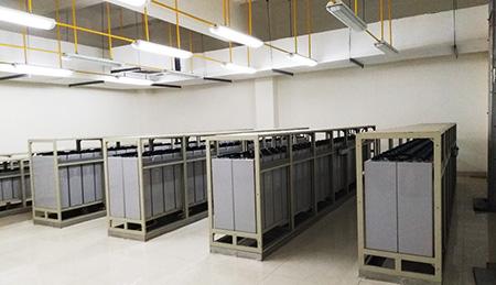 机房环境监控蓄电池监测单元
