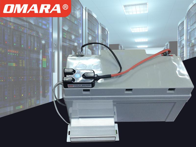 蓄电池内阻监测系统
