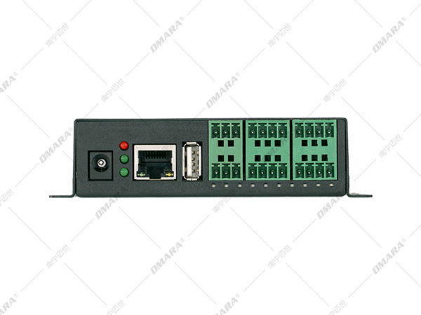 超小型动环监控系统主机接口一览