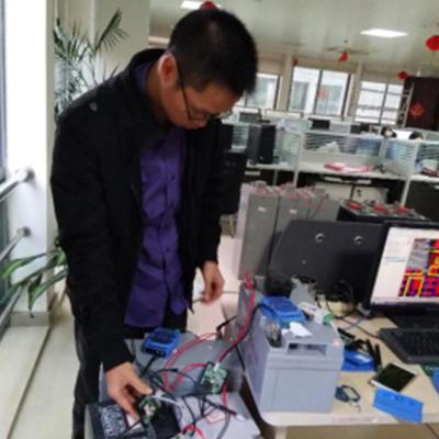 无锡百发蓄电池在线监测定制产品成功交付