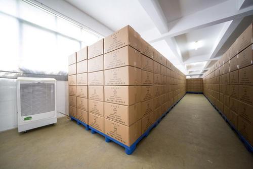 茶叶仓库环境监控系统实现多区域集控
