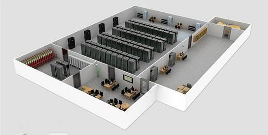 可视化机房管理系统