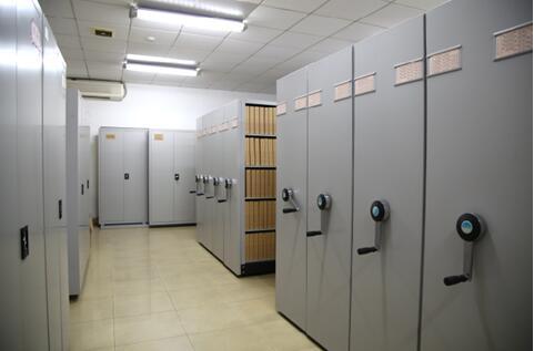 档案库房·动力环境监控