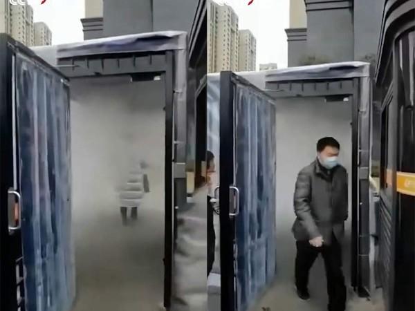 这里有你在找的智能消毒通道移动式空气消毒机厂家!