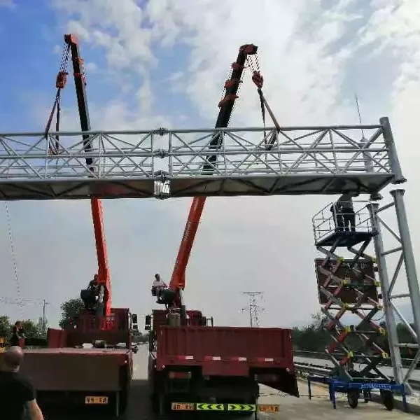 山西省高速公路ETC门架户外一体化智能机柜解决方案