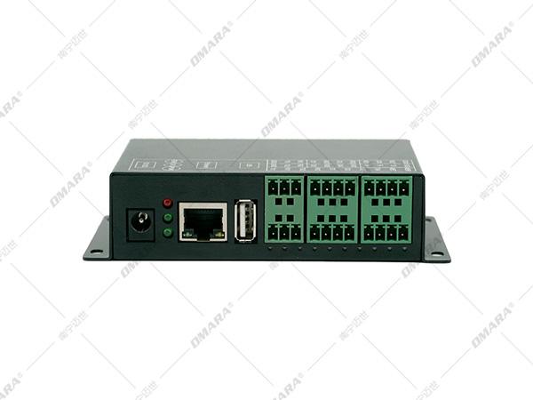 箱式变电站环境智能监控系统所使用的OM-K2-S30动环主机