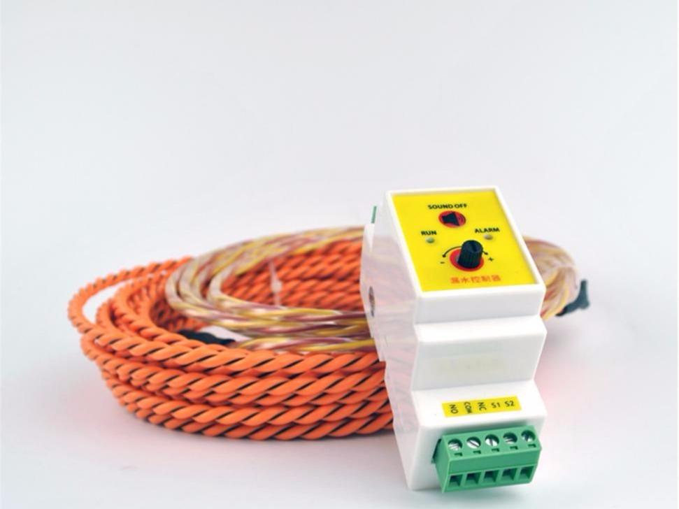 漏水检测监控系统主要的功能与部件