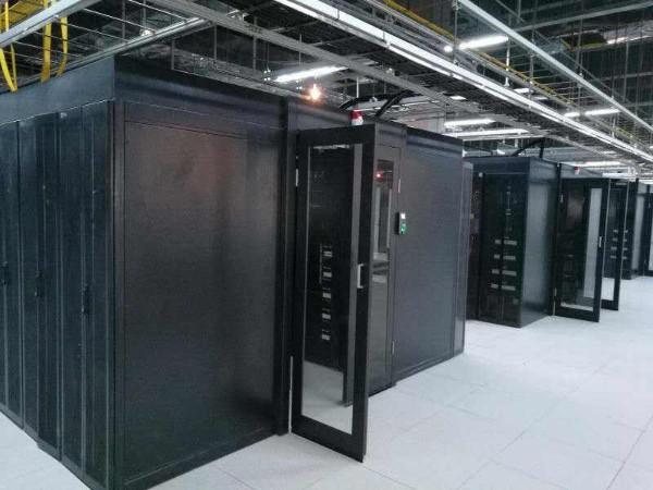 集成智能配电及电源管理的机房微环境监控系统