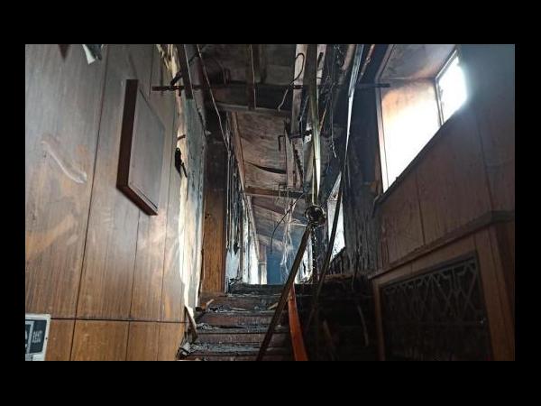 哈尔滨温泉酒店重大火灾,呼吁即时报警系统