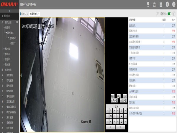 机房监控集中管理平台