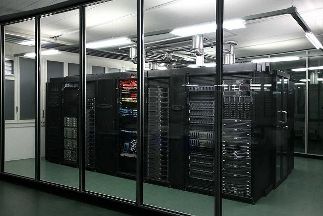 数据中心机房无人化解决方案