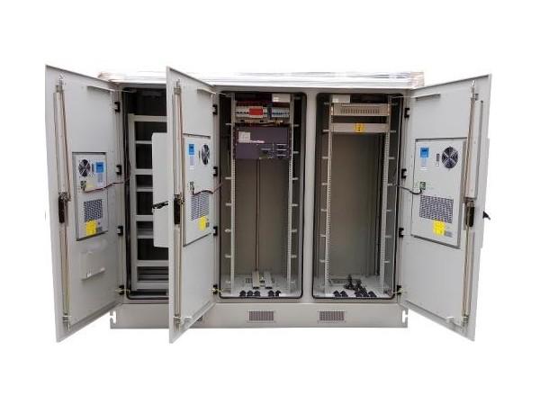 一体化机柜内动环监控,维护远端站点稳定运行
