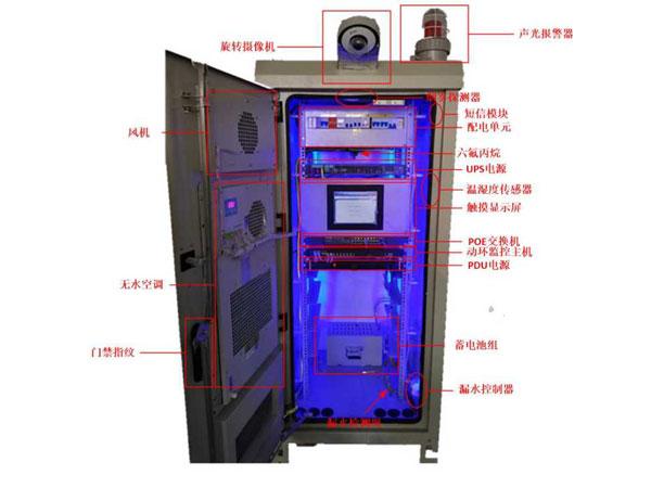 关于ETC门架系统一体化智能机柜的产品介绍