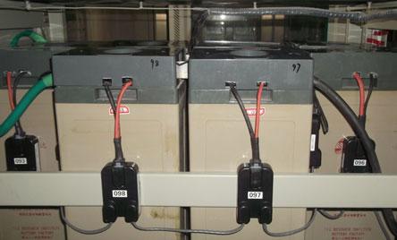 智能型蓄电池状态监测系统