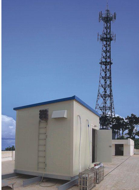 户外移动基站机房监控系统