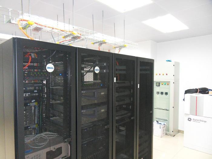 综合型的图书馆机房运维数据智能分析系统