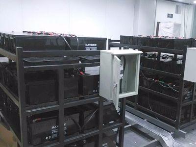 UPS不间断电源,如何维护的?