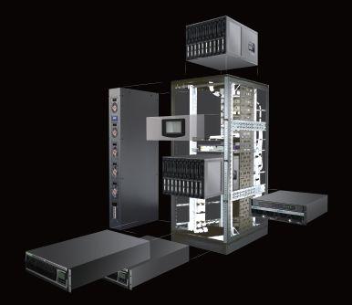 智能机柜微环境集群方案