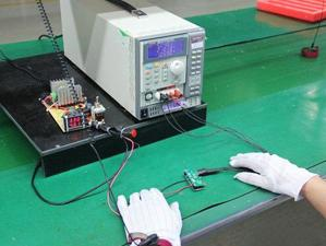 电压稳定测试