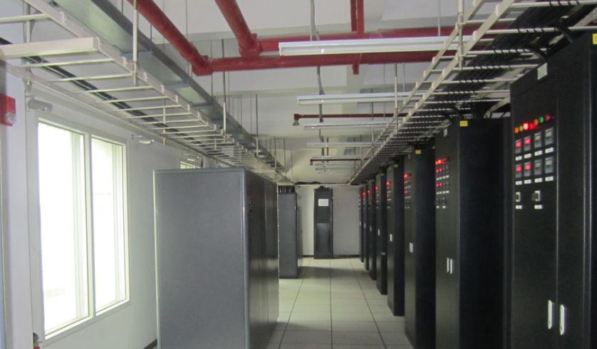 数据中心机房环境监控