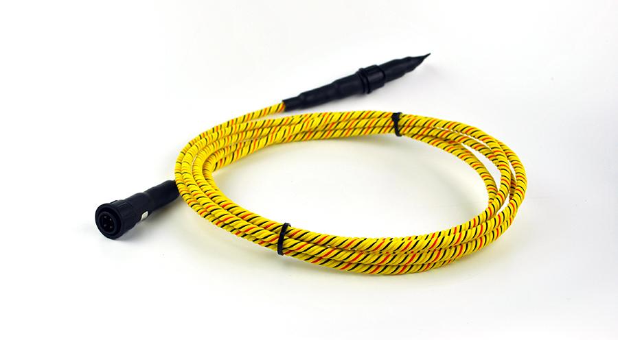 定位漏水检测绳