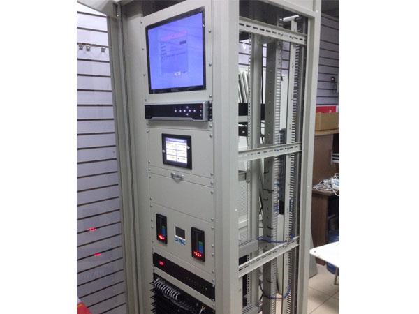 请问贵公司是智能一体化机柜监控系统生产厂家吗?