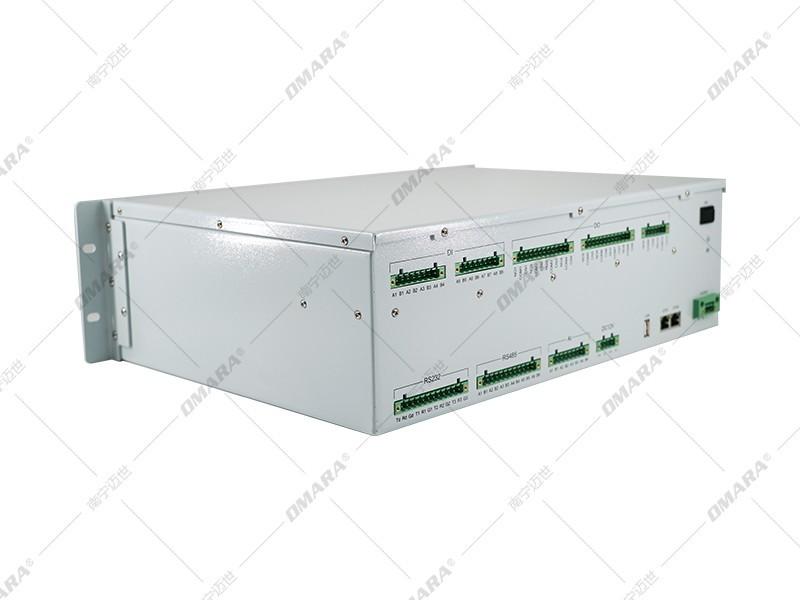 站房智能辅助与人工智能可视化网关A8-E3000斜侧面图
