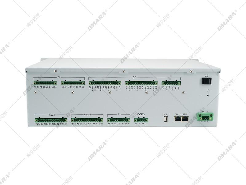 站房智能辅助与人工智能可视化网关A8-E3000背面图