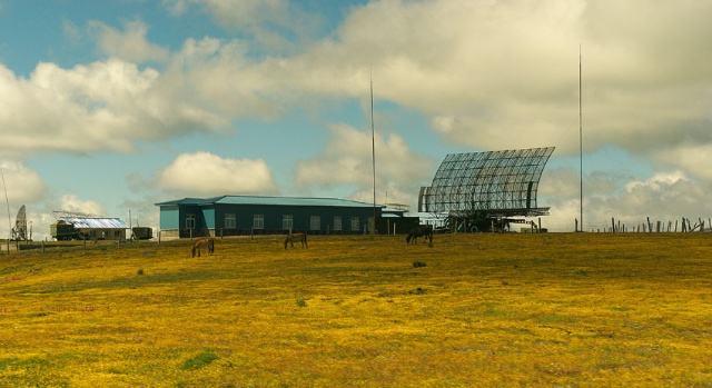 雷达站发射机房及弱电间机房动环监控系统
