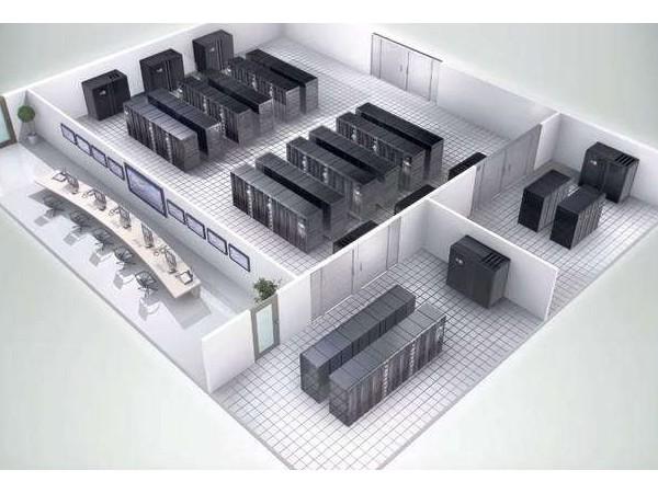 三维可视化数据中心机房集中监控管理系统