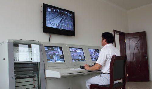 智能环境监控系统方案