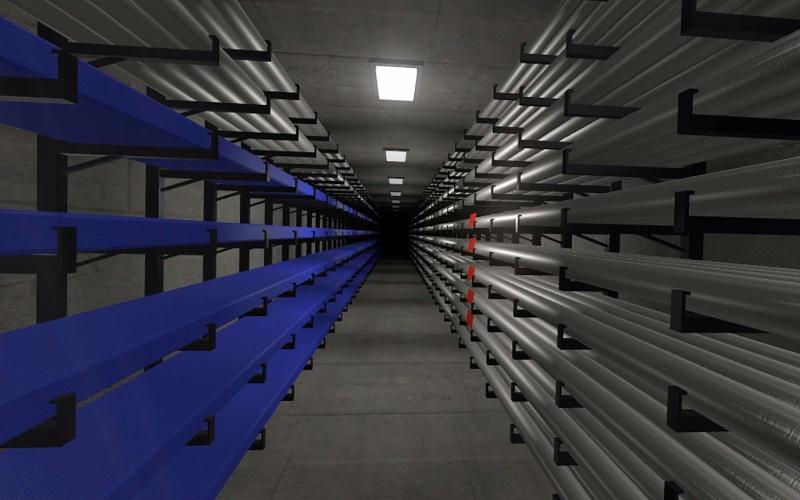 迈世为你提供机场综合地下管廊环境监控系统一体化方案